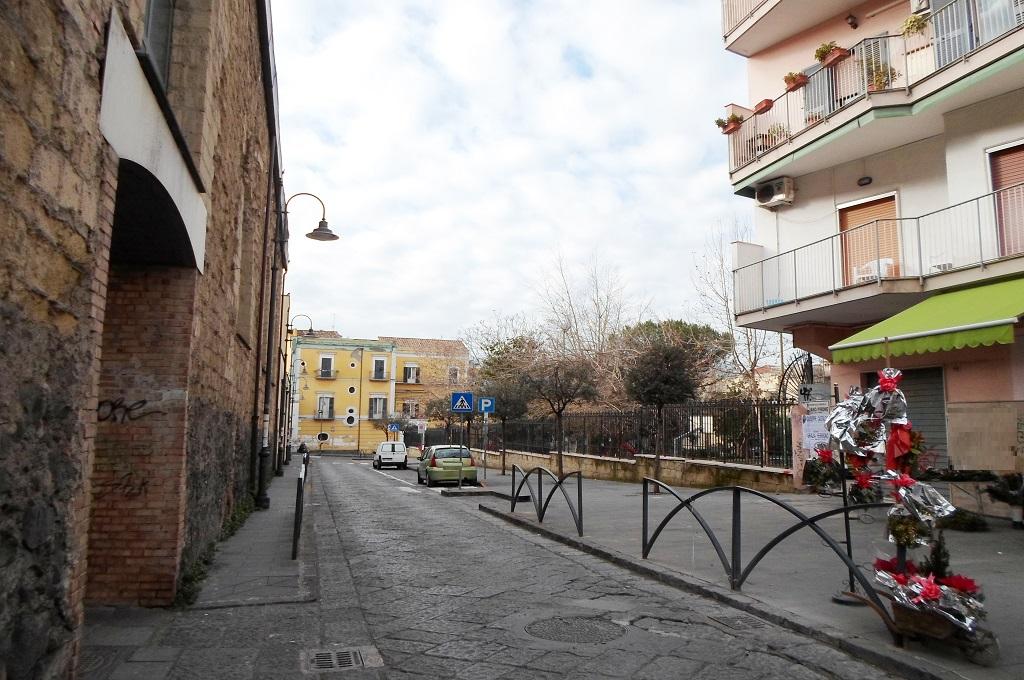 San Giorgio a Cremano (NA) - ATTICO PANORAMICO