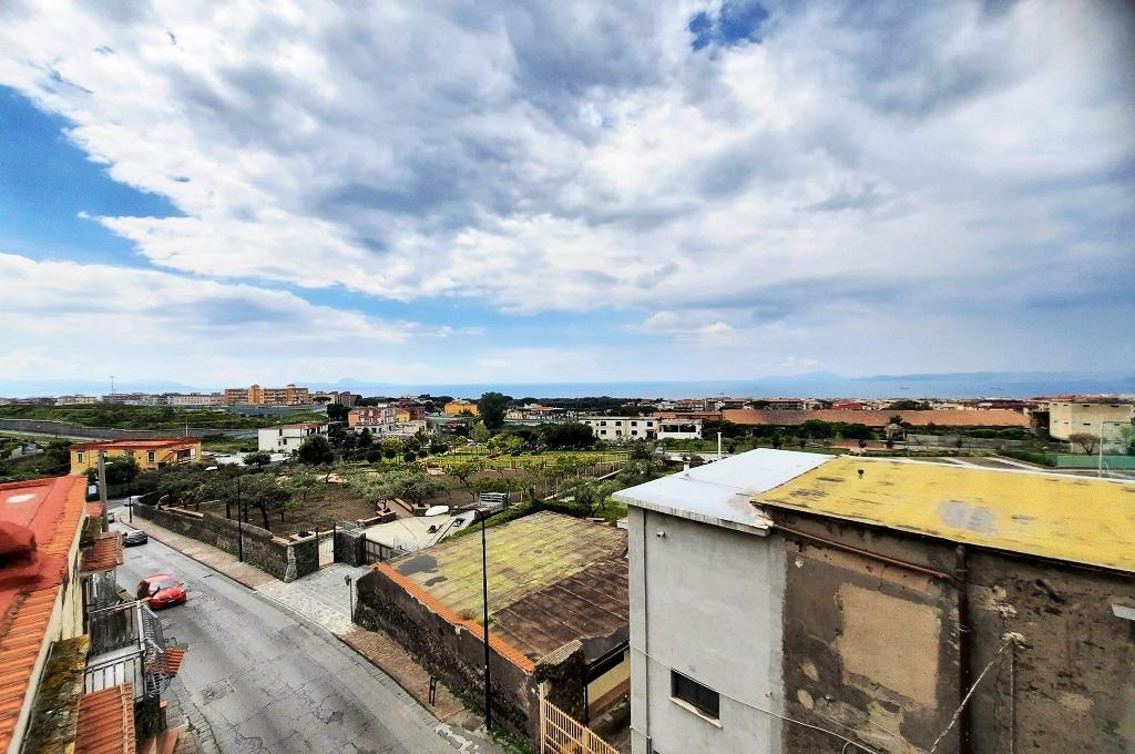 Ercolano (NA) 3 locali PANORAMICO