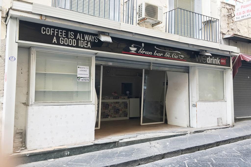 Portici (NA) Locale Commerciale